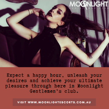 Moonlight Escorts | The Gentlemans Club