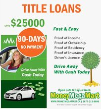 Money Mega Mart Title Loans