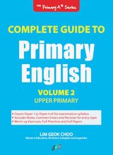Complete Guide to Primary English Vol 2
