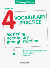 Complete Vocabulary Practices P4