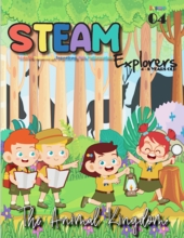 STEAM Magazine: STEAM Explorers (Age 4-8)
