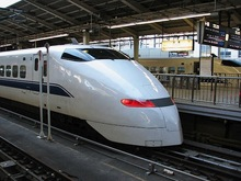 High Speed Rail in Japan
