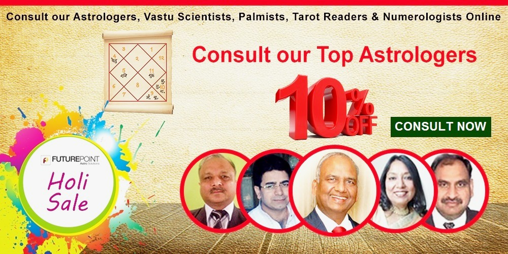 Astrologer Free Consultation by Future Point - a Photo on