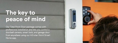 Vivint Security New Westminster