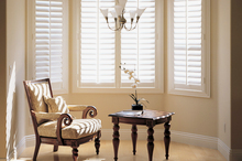 Individual Frames Classic Bay Shutters