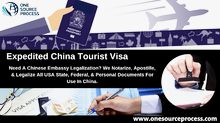 expedited china tourist visa