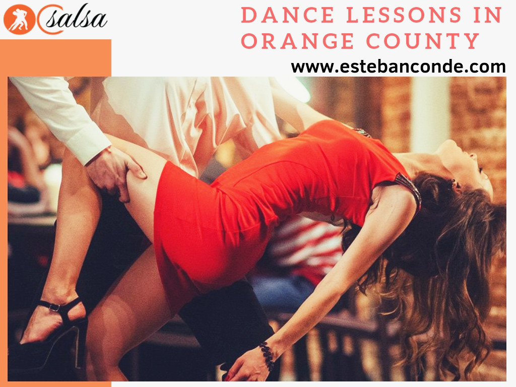 Dance Lessons in Orange County
