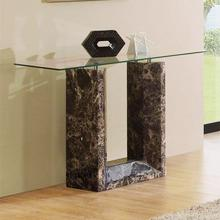 Black console tables UK