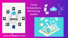 Cloud Temperature Monitoring System